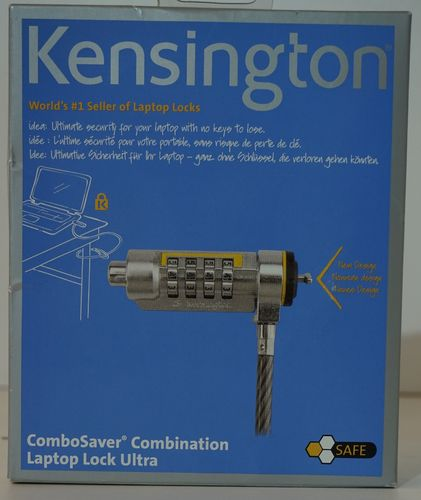 Kensington ComboSaver Combination - Laptop Lock Ultra - NEU und OVP