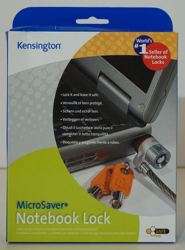 Kensington Micro Saver Notebook Lock - NEU und OVP